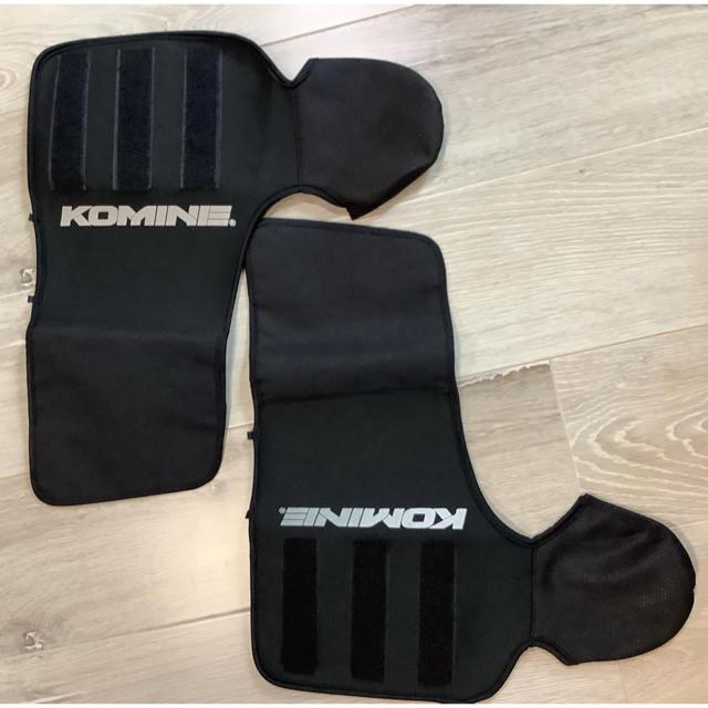 KONAMI(コナミ)のコミネ AK-075 ネオプレーンアンクルウォーマー 自動車/バイクのバイク(装備/装具)の商品写真