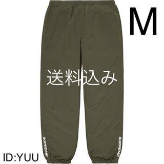 シュプリーム(Supreme)の【M】SUPREME Warm Up Pant パンツ キムタク着 オリーブ(その他)