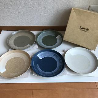 カンサイヤマモト(Kansai Yamamoto)の新品未使用 kansai  パスタ皿 5枚 (食器)