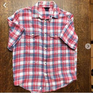 ギャップ(GAP)のGAPkids チェックシャツ(ブラウス)