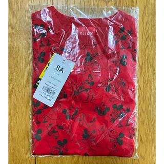 ディズニー(Disney)のOJICO ディズニーTシャツ 8A 新品(Tシャツ/カットソー)