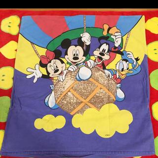 ディズニー(Disney)のビンテージシーツ ディズニー(生地/糸)