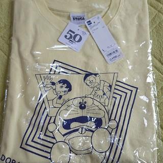 ジーユー(GU)のGU ドラえもん Tシャツ Lサイズ 新品 タグ付き グラフィックT(Tシャツ/カットソー(半袖/袖なし))