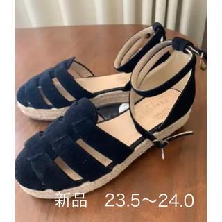 STUDIO CLIP - 【未使用】2way ジュートソール サンダル