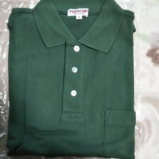 パーソンズ(PERSON'S)の半袖ポロシャツ(シャツ)