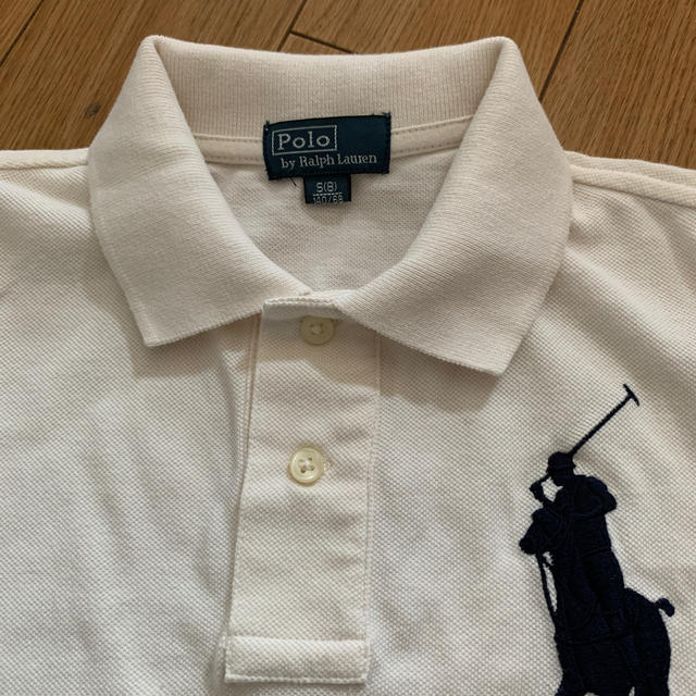 POLO RALPH LAUREN(ポロラルフローレン)のyuka様専用 Ralph Lauren   ポロシャツ キッズ キッズ/ベビー/マタニティのキッズ服男の子用(90cm~)(Tシャツ/カットソー)の商品写真