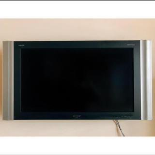 シャープ(SHARP)の美品 SHARP 液晶テレビ AQUOS 37型 LC-37BD2W アクオス(テレビ)