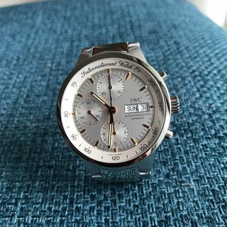 インターナショナルウォッチカンパニー(IWC)のIWC GST クロノグラフ(腕時計(アナログ))