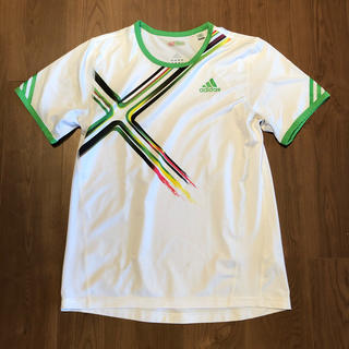 アディダス(adidas)のアディダス テニスウェア Tシャツ(ウェア)