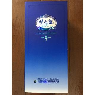 中国白酒 梦之藍 M3 52% 500ml ※未開封(蒸留酒/スピリッツ)
