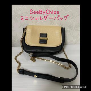 シーバイクロエ(SEE BY CHLOE)のseeby Chloe ミニショルダーバッグ(ショルダーバッグ)