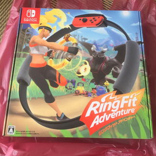Nintendo Switch - リングフィットアドベンチャーswitch
