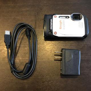 オリンパス(OLYMPUS)のTough TG-860 防水カメラ オリンパス OLYMPUS (コンパクトデジタルカメラ)