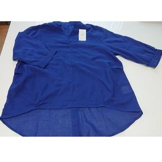アーバンリサーチ(URBAN RESEARCH)のURBAN RESEARCH スキッパーシャツ(シャツ/ブラウス(長袖/七分))