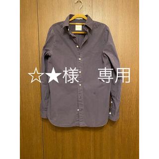 MADISONBLUE - MADISONBLUE コットンシャツ
