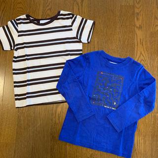タルティーヌ エ ショコラ(Tartine et Chocolat)の美品 タルティーヌエショコラ Tシャツ 120 130(Tシャツ/カットソー)