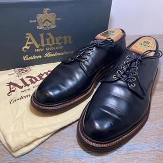 オールデン(Alden)の美品 オールデン J.CREW別注 クロムエクセルレザー(ブーツ)