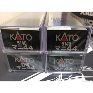 カトー(KATO`)のKATO 5146 マニ44 4両まとめ未使用(鉄道模型)