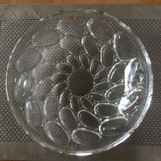 トウヨウササキガラス(東洋佐々木ガラス)の✨昭和レトロ✨ガラス サラダボウル(食器)
