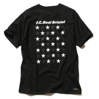 エフシーアールビー(F.C.R.B.)の「F.C.Real Bristol 41 STAR TEE BLACK L」(Tシャツ/カットソー(半袖/袖なし))