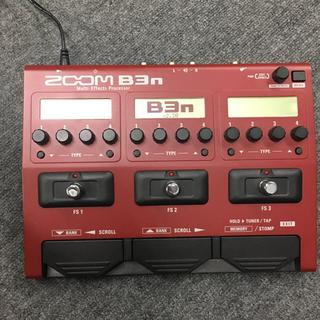ZOOM B3n ベース マルチエフェクター(ベースエフェクター)