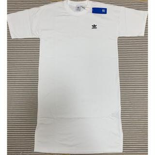 アディダス(adidas)の新品 アディダス オリジナルス  半袖 ワンピース  XL(ひざ丈ワンピース)