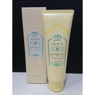 イグニス(IGNIS)の5746未使用 イグニス サニーサワー デュオ ソープ 洗顔料120g(洗顔料)