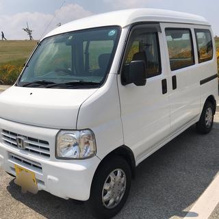 ホンダ(ホンダ)のアクティバン SDX 4WD 4AT 平成20年6月 福岡(車体)