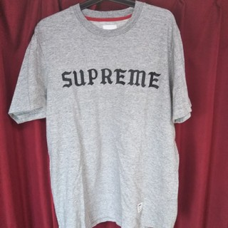 Supreme - Tシャツ  シュプリーム  supreme