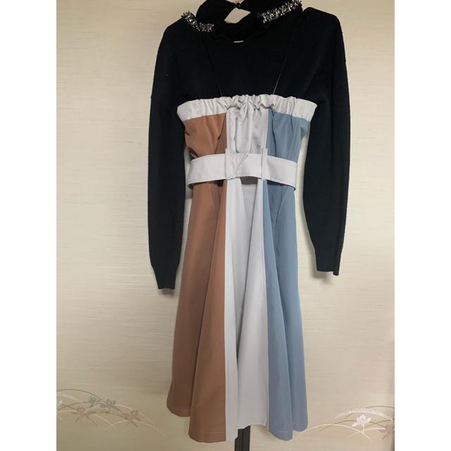 CECIL McBEE(セシルマクビー)の【CECIL Mc BEE】スカート  レディースのスカート(ロングスカート)の商品写真