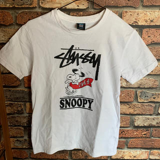 ステューシー(STUSSY)のSTUSSY Tシャツ スヌーピー(Tシャツ(半袖/袖なし))
