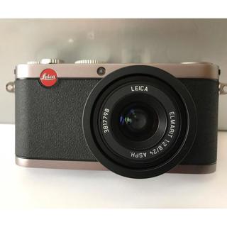 ライカ(LEICA)のライカ LEICA X1(コンパクトデジタルカメラ)