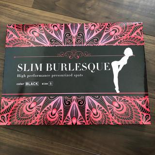 F♡様専用   SLIM BURLESQUE(新品)(レギンス/スパッツ)