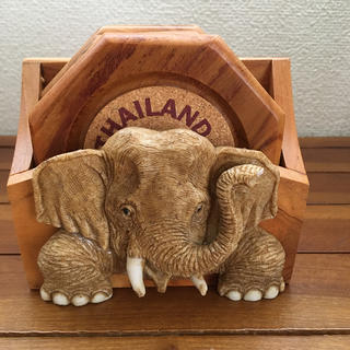 THAILANDコースターケース付き