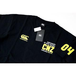 カンタベリー(CANTERBURY)の(新品) CANTERBURY Tシャツ(Tシャツ/カットソー(半袖/袖なし))