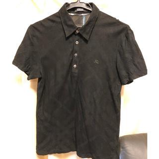 BURBERRY BLACK LABEL -  BURBERRY BLACK LABEL ポロシャツ M
