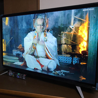 BS4Kチューナー内蔵40インチ液晶テレビ(テレビ)