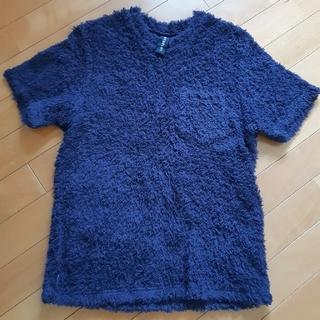 マディソンブルー(MADISONBLUE)のマディソンブルー コットンパイル地半袖Tシャツ(Tシャツ/カットソー(半袖/袖なし))