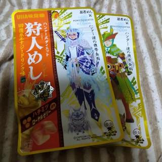 ユーハミカクトウ(UHA味覚糖)の忍者めしグミ2個セット(菓子/デザート)