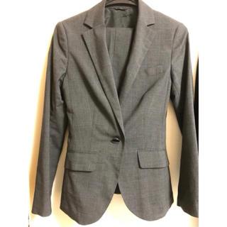 スーツカンパニー(THE SUIT COMPANY)の超美品♡スーツカンパニーオシャレチェックスーツ(スーツ)