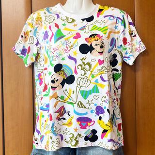 ディズニー(Disney)の【Disney】35周年Tシャツ(Tシャツ(半袖/袖なし))
