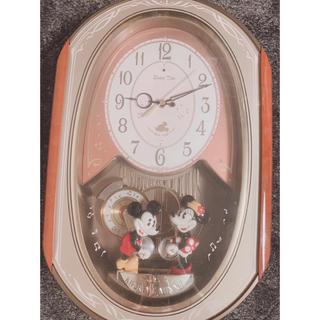 ディズニー(Disney)のディズニー からくり電波掛け時計(掛時計/柱時計)