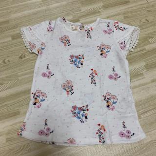 ザラ(ZARA)のZARA 美品 Tシャツ(Tシャツ/カットソー)