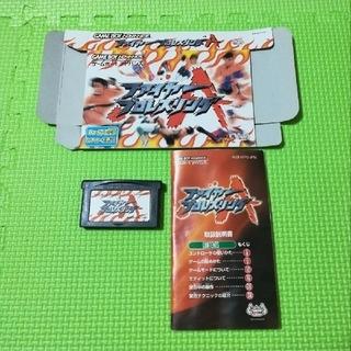 ゲームボーイアドバンス(ゲームボーイアドバンス)のゲームボーイアドバンス ファイヤープロレスリング プロレスゲーム(家庭用ゲームソフト)