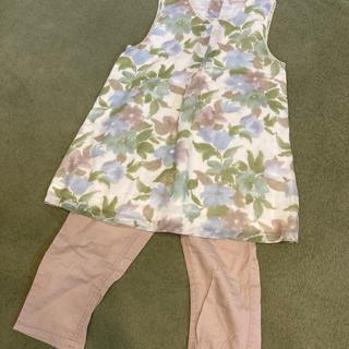 グローバルワーク(GLOBAL WORK)の女の子 夏服 セット売り グローバルワーク H&M(ワンピース)