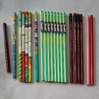 鉛筆 バラ21本組(鉛筆)