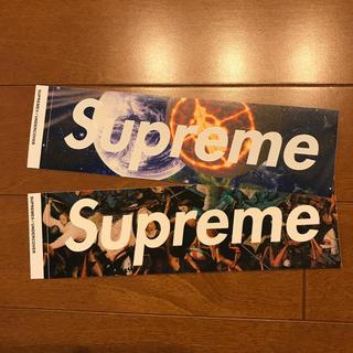 Supreme - supremeシュプリーム undercoverアンダーカバー ステッカー