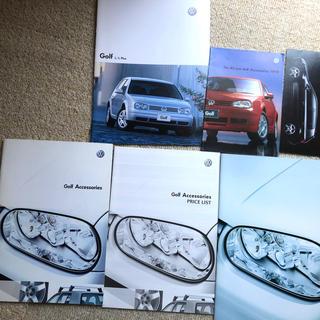 フォルクスワーゲン(Volkswagen)のフォルクスワーゲンゴルフ カタログ(カタログ/マニュアル)