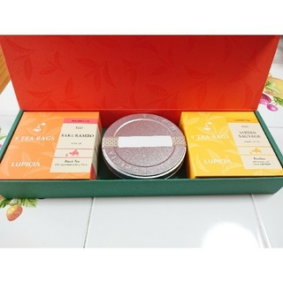 ルピシア(LUPICIA)の【新品】ルピシアミルポッシェオリジナルティーセット(茶)