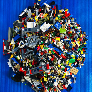 Lego - LEGOブロック 大量 8.1キロセット